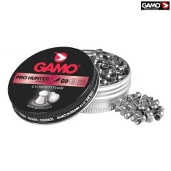 Air gun pellets Gamo PRO Hunter 250 Pcs 4,5mm (.177)