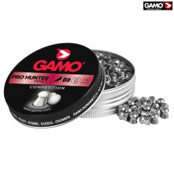 Air gun pellets Gamo PRO Hunter 250 Pcs 5 5mm
