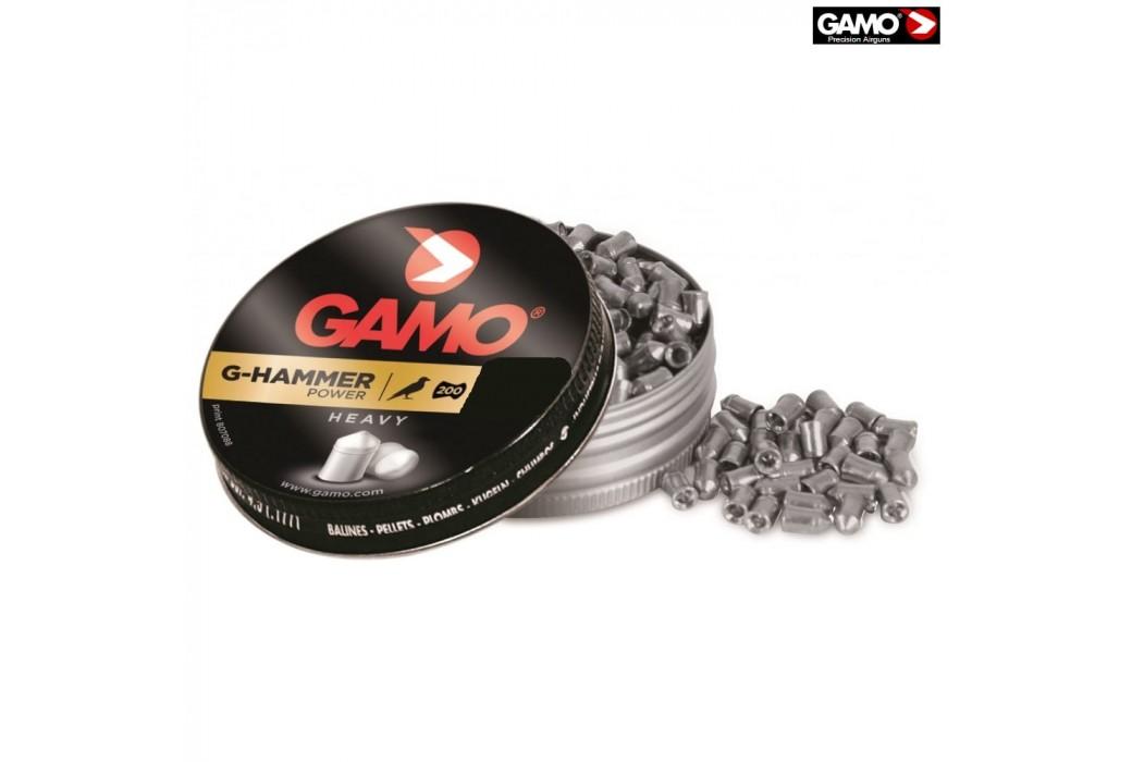 Air gun pellets GAMO G-HAMMER 200 pcs 5.50mm (.22)