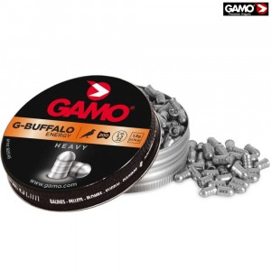 MUNITIONS GAMO G-BUFFALO 200 pcs 4.50mm (.177)