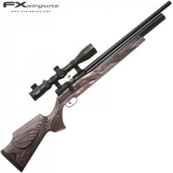 PCP AIR RIFLE FX STREAMLINE LAMINATE REGULATED