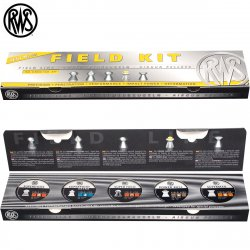 BALINES RWS FIELD KIT 4.50mm (.177) 1000PCS