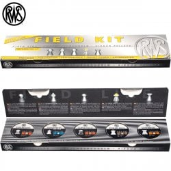 MUNITIONS RWS FIELD KIT 4.50mm (.177) 1000PCS