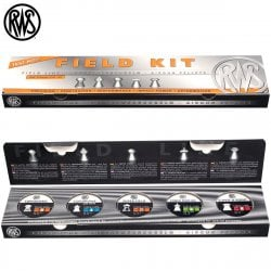 MUNITIONS RWS FIELD KIT 5.50mm (.22) 500PCS