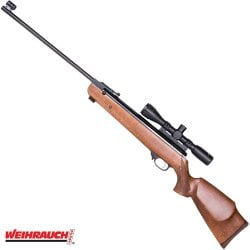 AIR RIFLE WEIHRAUCH HW90 GAS RAM