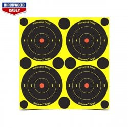 BIRCHWOOD CASEY ALVOS SHOOT-N-C 168PCS 34315