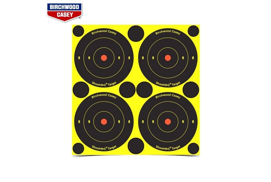 BIRCHWOOD CASEY ALVOS SHOOT-N-C 168PCS 34315