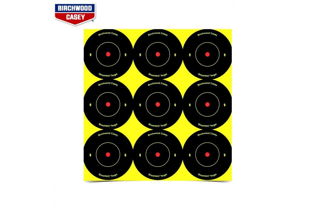 BIRCHWOOD CASEY DIANAS SHOOT-N-C 108PCS 34210