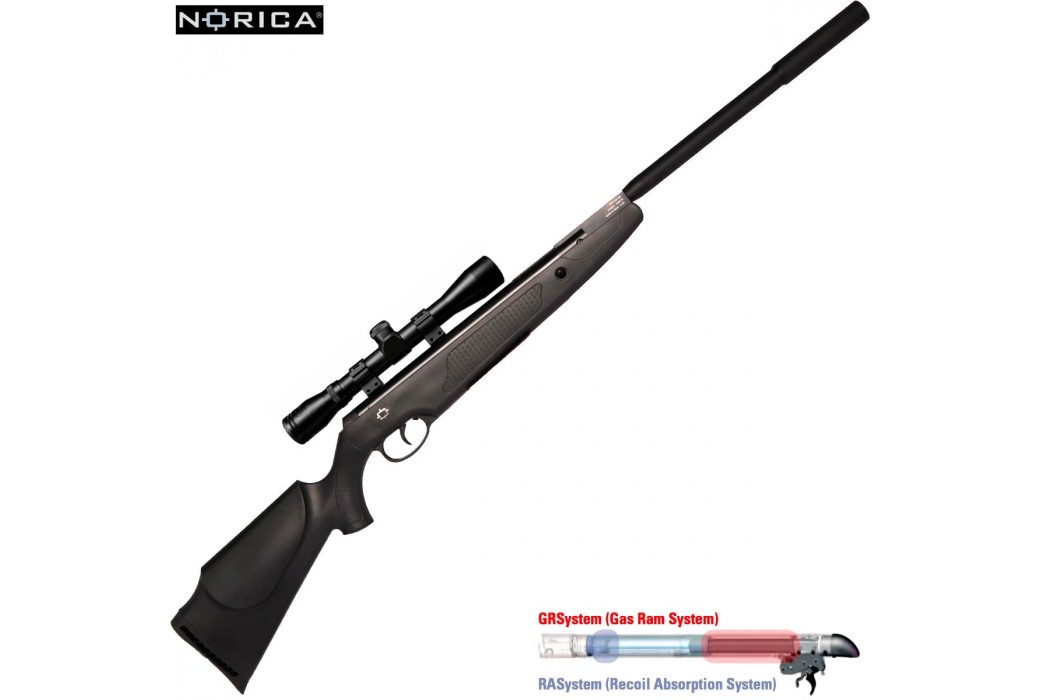 CARABINA NORICA DRAGON GRS EVOLUTION MAX 4X32