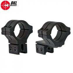 BKL 302 MONTURAS 2PCS OFF-SET 30mm 9-11mm