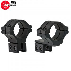 BKL 302 TWO-PIECE MOUNT OFF-SET 30mm 9-11mm