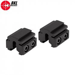 BKL 167 UNIVERSAL RISER BLOCK 2PCS 9-11mm