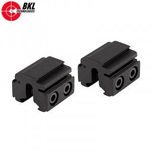BKL 167 ÉLÉVATEUR 2PCS POUR MONTAGES 9-11mm