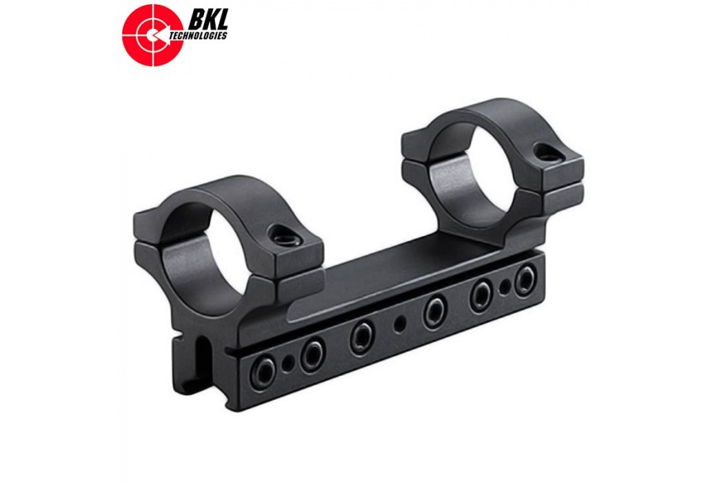 "BKL 260D7 ONE PIECE .007 DROP COMPENSATION MOUNT 1"" 9-11mm"
