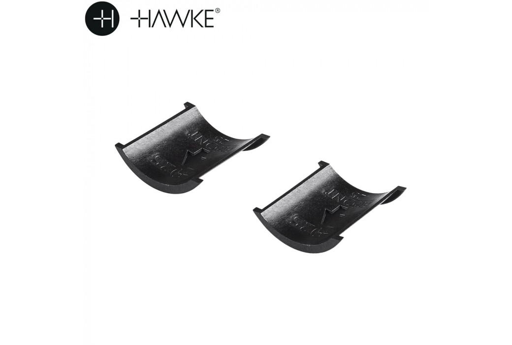"HAWKE INSERTS POUR MONTAGE 1"" 25 MOA"