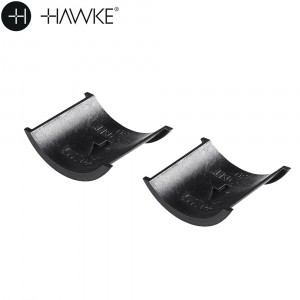 HAWKE INSERTS POUR MONTAGE 30mm 25 MOA