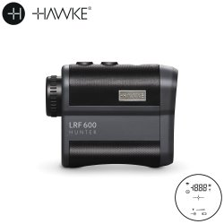 HAWKE LASER RANGE FINDER HUNTER COMPACT 600