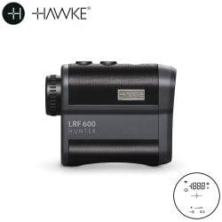 HAWKE LASER RANGE FINDER HUNTER COMPACT 600