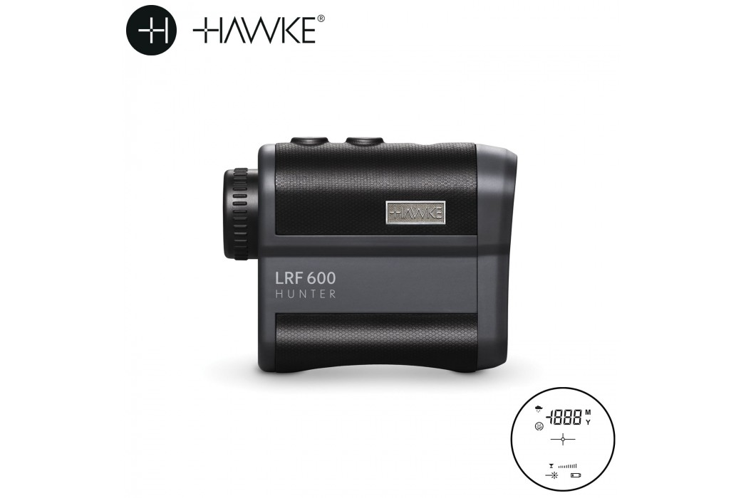 TELEMETRO HAWKE LASER RANGE FINDER HUNTER COMPACT 600