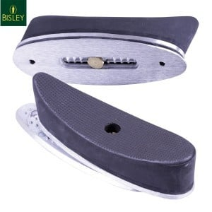 BISLEY ADJUSTABLE RUBBER RECOIL BUTT PAD