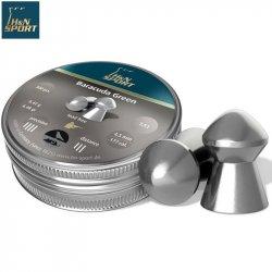 CHUMBO H & N BARACUDA GREEN 4.50mm (.177) 300PCS