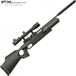 CARABINA PCP FX ROYALE 400 REGULADA SYNTHETIC CARBON FIBER CYLINDER