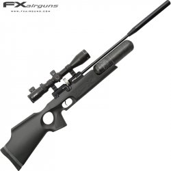 PCP AIR RIFLE FX ROYALE 400 REGULATED SYNTHETIC CARBON FIBER CYLINDER