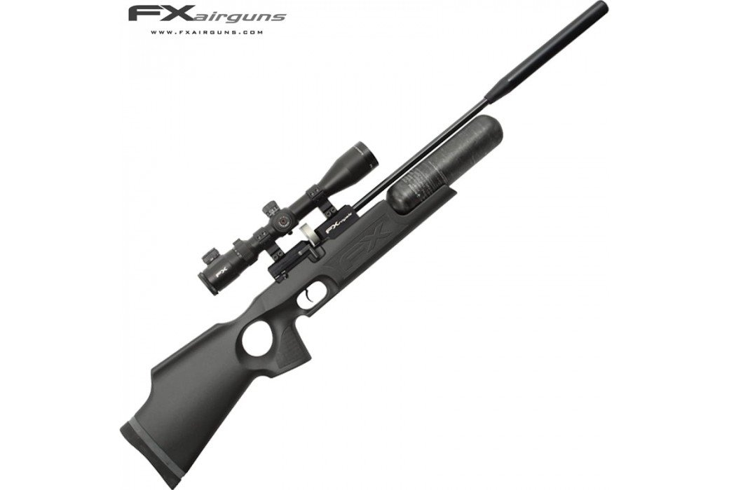 CARABINE PCP FX ROYALE 400 REGULATED SYNTHETIC CARBON FIBER CYLINDER