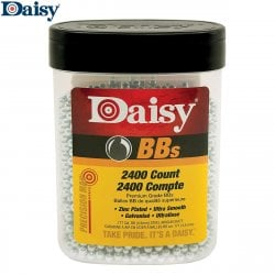 BALINES DAISY Round BB STEEL 2400pcs 4.50mm