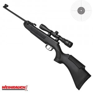 CARABINE À PLOMB WEIHRAUCH HW30 SYNTHETIC