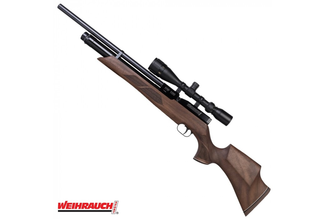 AIR RIFLE WEIHRAUCH HW100 S FSB