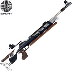 AIR RIFLE STEYR CHALLENGE BENCH REST