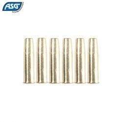 ASG SCHOFIELD CARTRIDGE 6PCS PELLETS 4.50mm