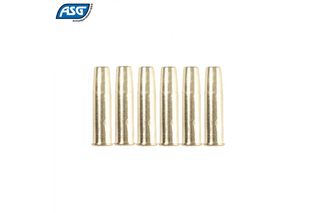 ASG SCHOFIELD 6 MUNITIONS P/ PLOMB 4.50mm