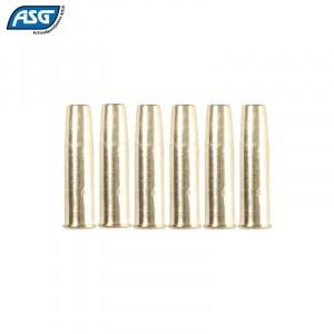 ASG SCHOFIELD 6 BALAS P/ CHUMBO 4.50mm