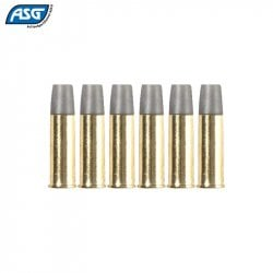 ASG SCHOFIELD CARTRIDGE 6PCS BB'S 4.50mm