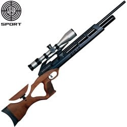 AIR RIFLE STEYR CHALLENGE HUNTING