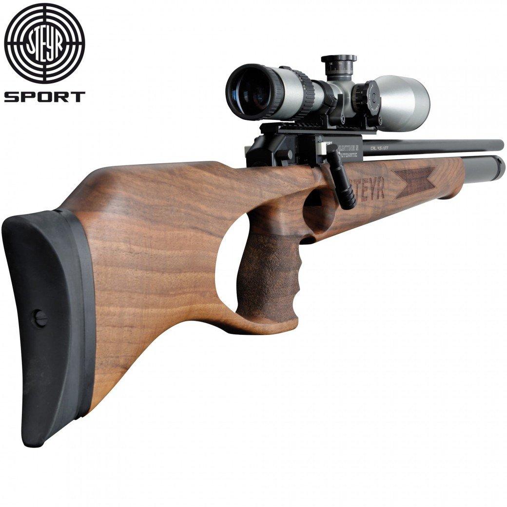 AIR RIFLE STEYR HUNTING 5 AUTO QF|PCP Air Rifles|Mundilar