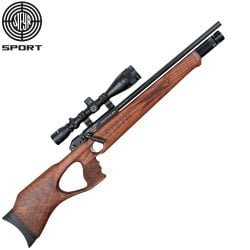 AIR RIFLE STEYR HUNTING 5 AUTO SCOUT QF