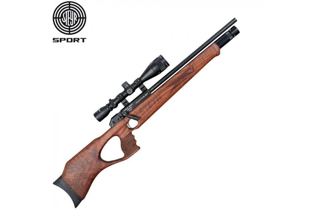 CARABINE STEYR HUNTING 5 AUTO SCOUT QF