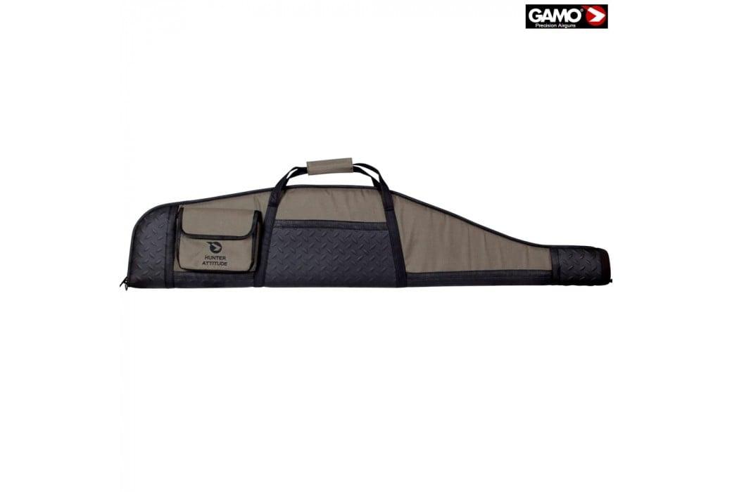 GAMO BAG F/ RIFLE W/ SCOPE 125CM SEMIHARD FOAM