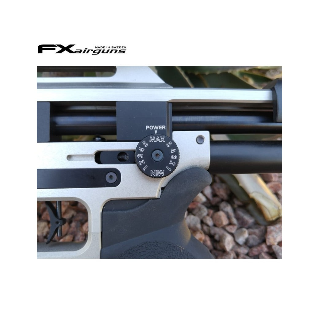 PCP AIR RIFLE FX IMPACT-X BLACK|PCP Air Rifles|Mundilar-PCP