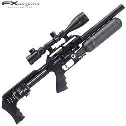 PCP AIR RIFLE FX IMPACT-X BLACK