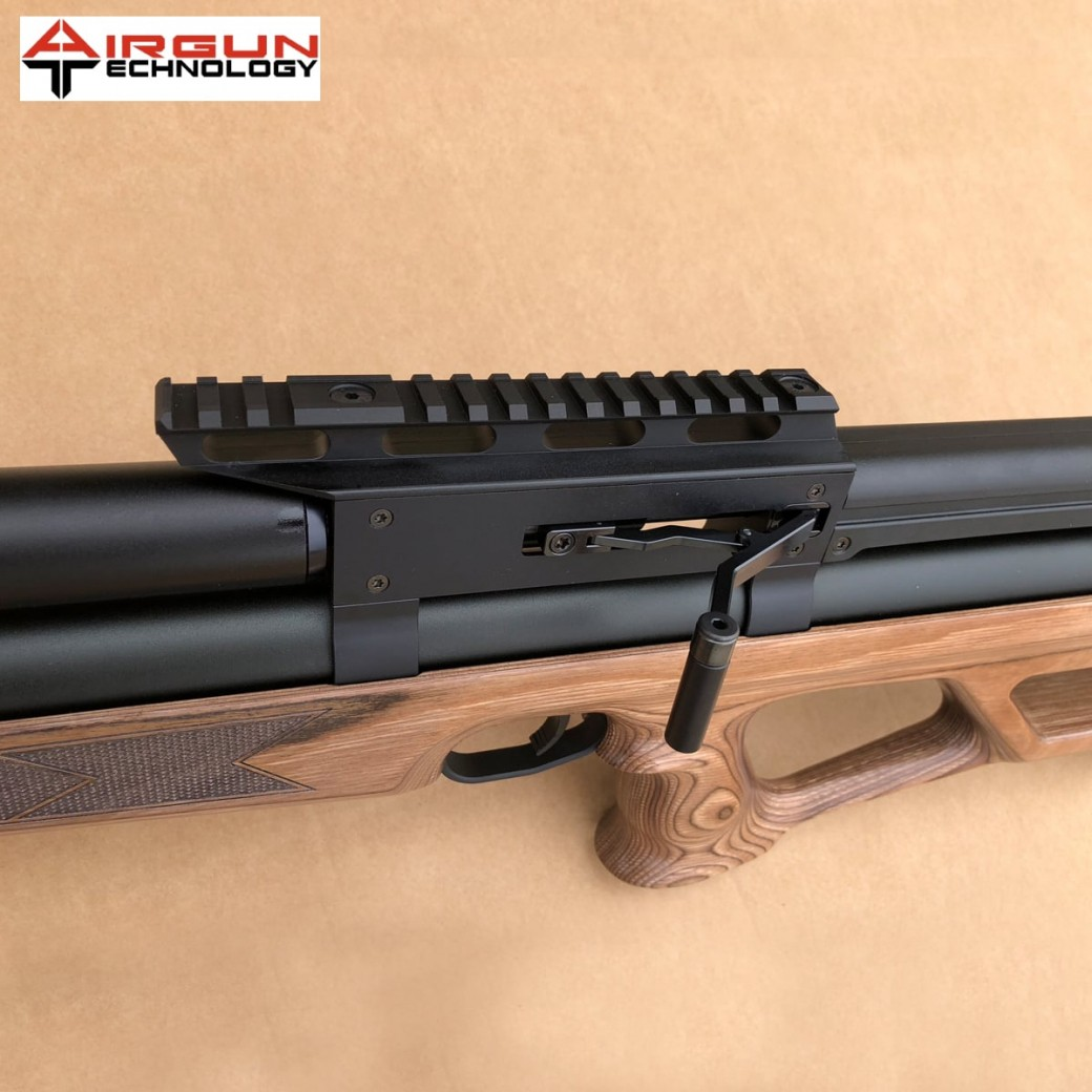 AIR RIFLE BULLPUP VULCAN 2 SYNTHETIC|PCP Air Rifles|Mundilar