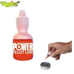 NAPIER POWER PELLET LUBE OLEO P/ CHUMBOS 10ML