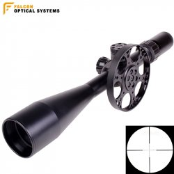 SCOPE FALCON T50+ FT BLACK 10-50X60 MILDOT