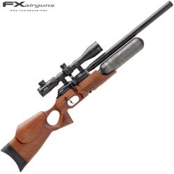 PCP AIR RIFLE FX CROWN MKII WALNUT