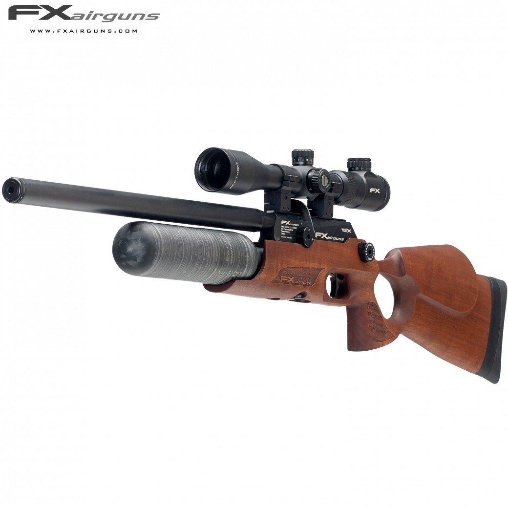 PCP AIR RIFLE FX CROWN WALNUT|PCP Air Rifles|Mundilar-PCP