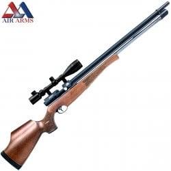AIR RIFLE AIR ARMS S500 XS RIFLE BEECH CLASSIC