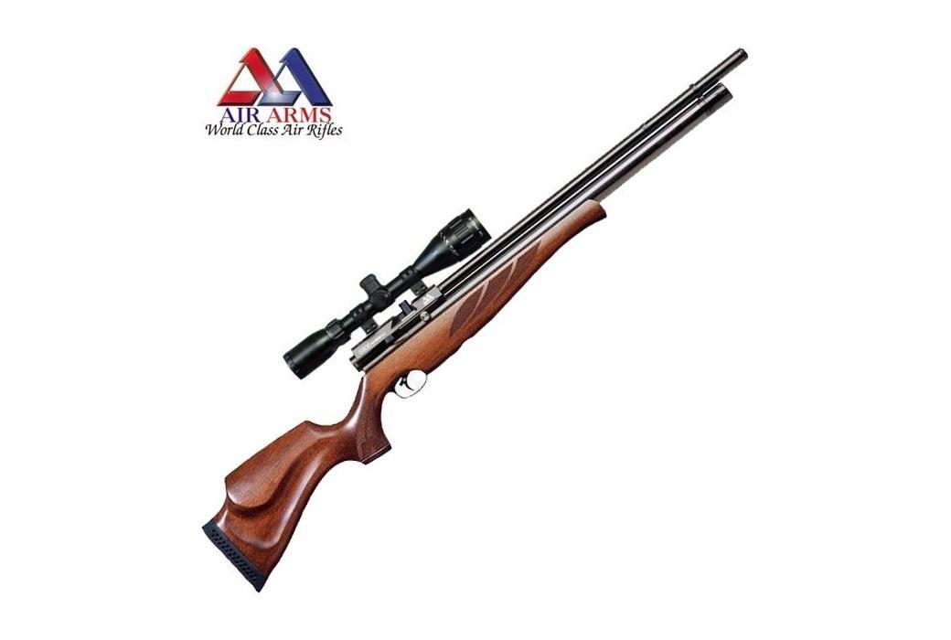 AIR RIFLE AIR ARMS S500 XS XTRA RIFLE SUPERLITE AMBI